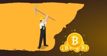 bitcoin mining 351x185 - How does Bitcoin Mining Work?