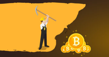 Bitcoin Mining 351x185 - What will Happen to Bitcoin When all Coins are Mined?