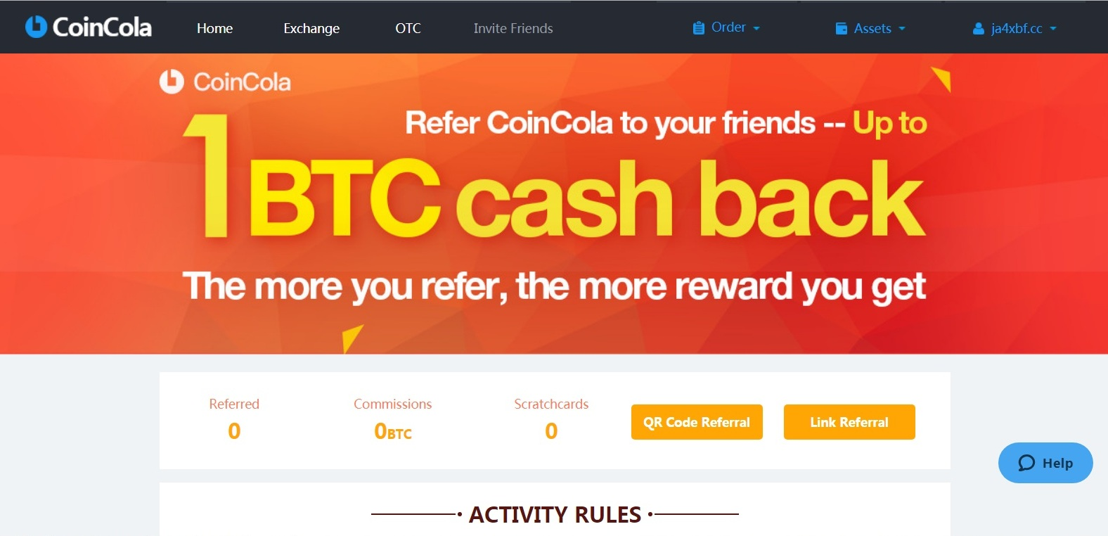 coincola affiliate - How to Buy & Sell Bitcoin on the CoinCola OTC Marketplace – Beginner's Guide