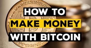 how to make money with bitcoin 351x185 - How to Make Money with Bitcoin: Top 10 Ways to Earn Bitcoin