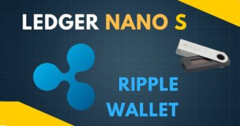 ledger nano ripple 351x185 - Ledger Nano S - Ripple Wallet Setup Guide