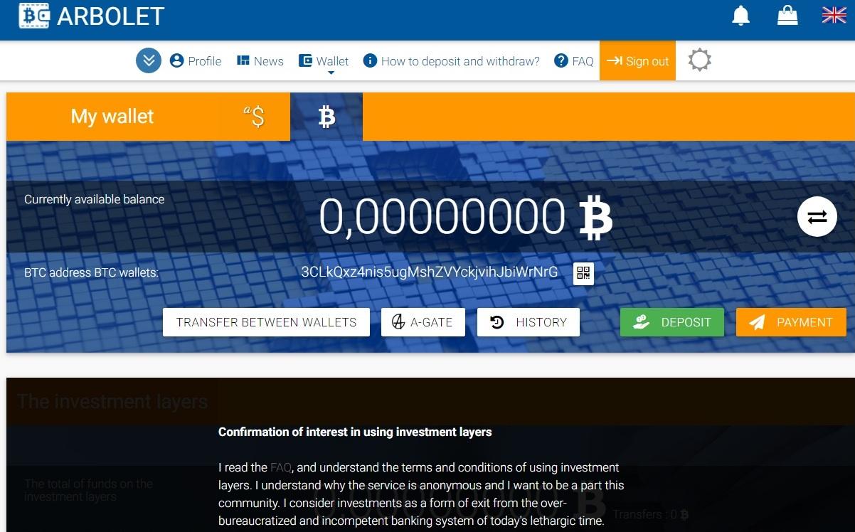 arbolet wallet - Arbolet Cryptocurrency Services Guide