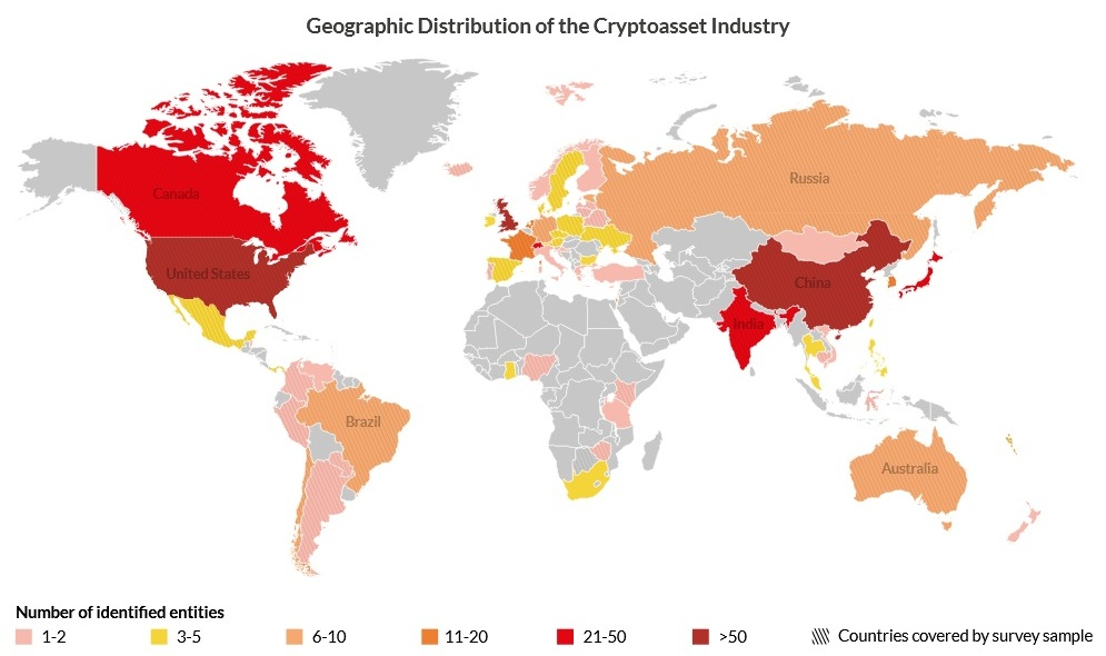 crypto dominance - Despite The 2018 Massive Crash, Cryptocurrency Adoption is Growing