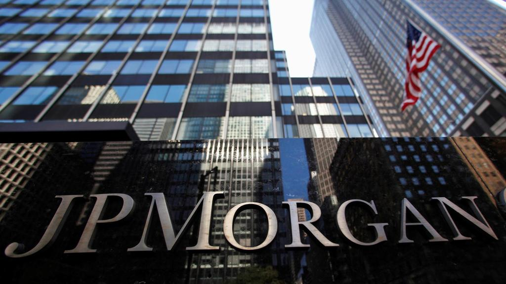 JP Morgan - JP Morgan Strategy: Pump Blockchain and Dump Cryptocurrency