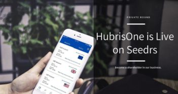 HubrisOne 351x185 - HubrisOne Launches Private Seed Round on Seedrs