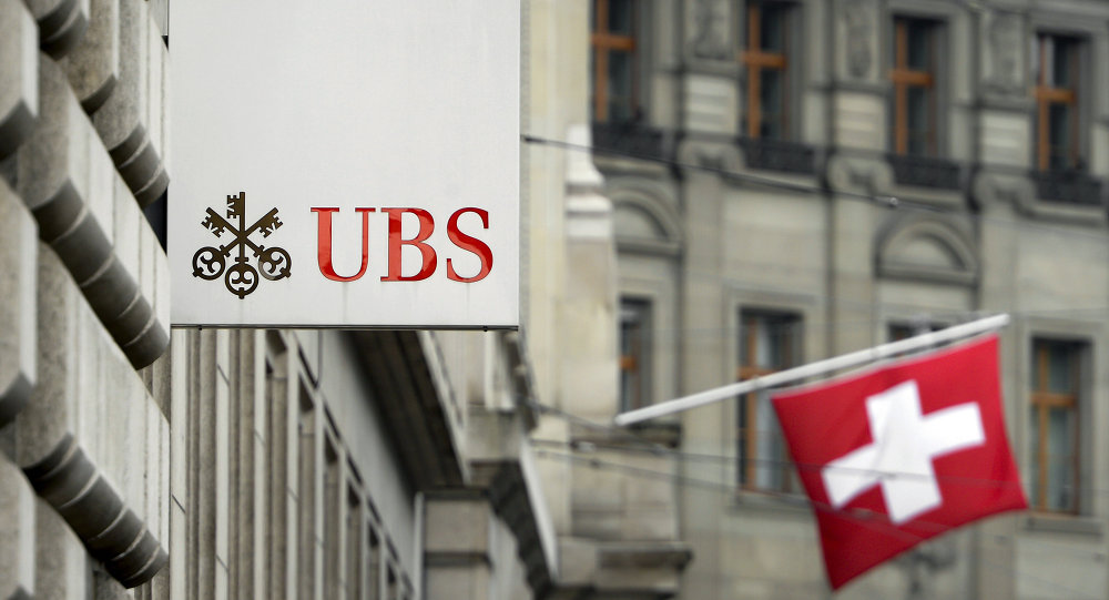 ubs - French court finds UBS responsible for money laundering, company fined 4.5 billion euros