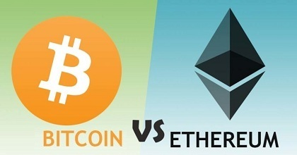 Bitcoin vs Ethereum 351x185 - Report: In The Next Bull Market Ethereum May Outperform Bitcoin Price