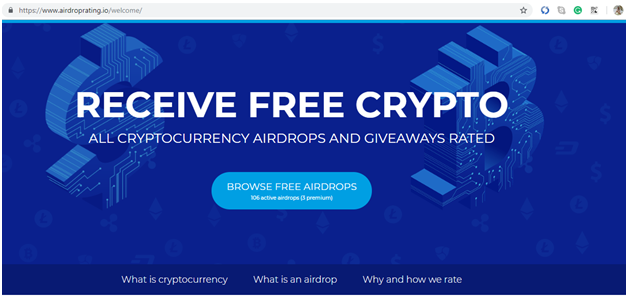 airdroprating - What is Airdroprating?
