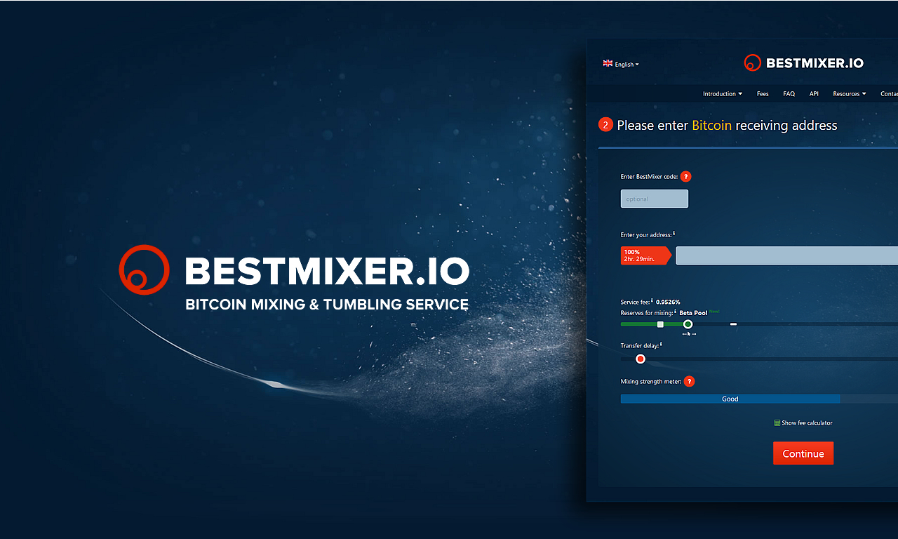 bestmixer io - BestMixer.IO Takes Bitcoin Mixer Services to New Level of Anonymity