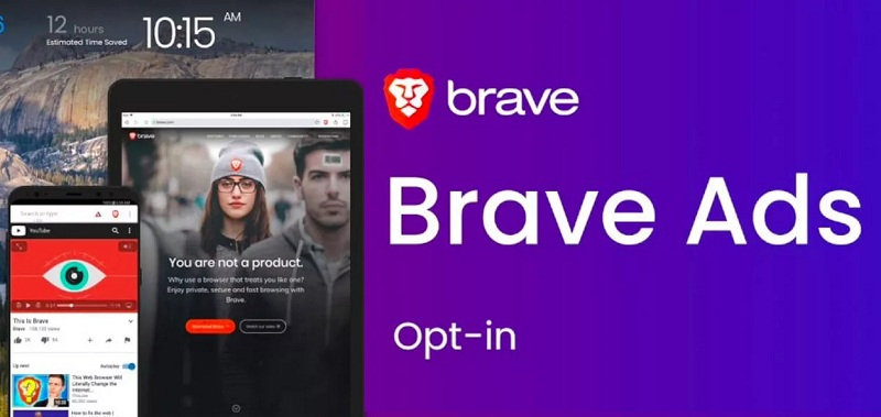 brave ads - Brave Rewards Now Live, You Will Earn 70 Percent of Braves Revenue in Basic Attention Token
