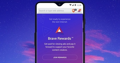 Brave Rewards 351x185 - Brave Rewards Now Available For Android Users