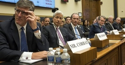 Congress hearing 351x185 - Banking Industry CEOs Before the Congress for the 10th Anniversary of the 2008-2009 Financial Crisis