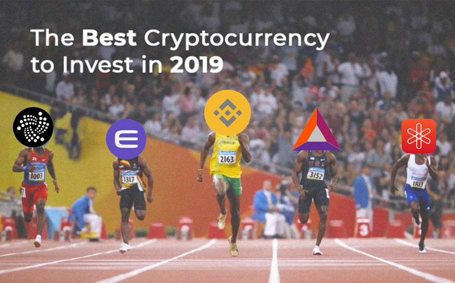 best crypto - Top 10 Best Cryptocurrencies to Invest in 2019