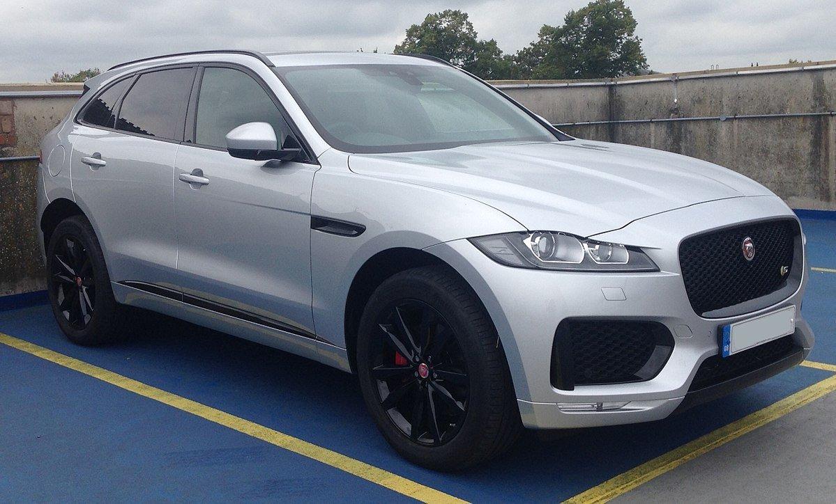 jaguar f pace - IOTA Price Surges 18% Amid Partnership With Jaguar Land Rover