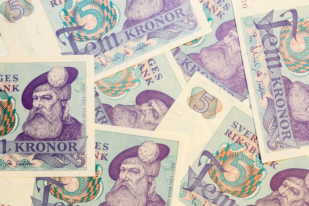 kronor - Sweden Central Bank Urges Legal Money Definition From Lawmakers