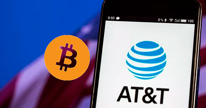 att bitcoin 351x185 - Telecom Giant AT&T, Accepting Payments in Bitcoin
