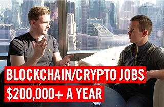 crypto job 214x140 - Get a $200,000 a Year Job in the Blockchain/Crypto Industry