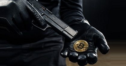 gun bitcoin 351x185 - Austrian Man Robbed at Gunpoint and Forced to Transfer Cryptocurrency