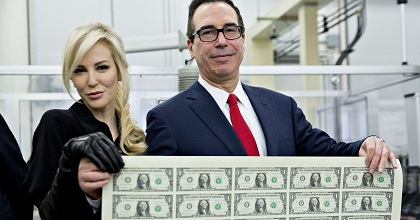 mnuchin linton 351x185 - Mnuchin: We will not allow bitcoin to become the new Swiss numbered bank accounts