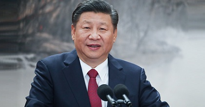 Xi Jinping 351x185 - President Xi Jinping Wants China to Lead the Blockchain Adoption In the Economy