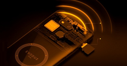 cryptophone 351x185 - HTC Launches Exodus 1S, a  Smartphone Able to Run a Full Node