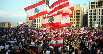 lebanon crisis 351x185 - Central Bank of Lebanon Warns an Economic Collapse WhilePM Hariri Resigns
