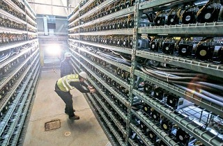 mining facility 214x140 - The Digital Gold Rush: Russia Aims to Mine 20% Of The Bitcoin Supply
