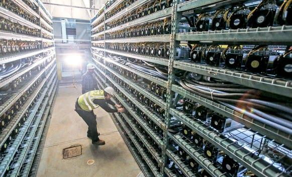 mining facility - The Digital Gold Rush: Russia Aims to Mine 20% Of The Bitcoin Supply