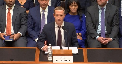 zuck 351x185 - Bitcoin Drops $700 Minutes Before Zuckerberg's Congress Hearing- $200 million Liquidated On Bitmex