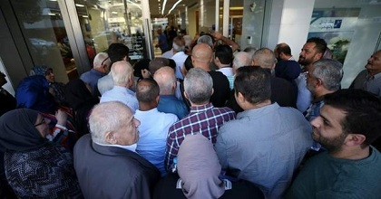 lebanonbanksreopen 351x185 - Lebanese Banks in Panic Mode - Clients With Guns Demanding Money Withdrawal