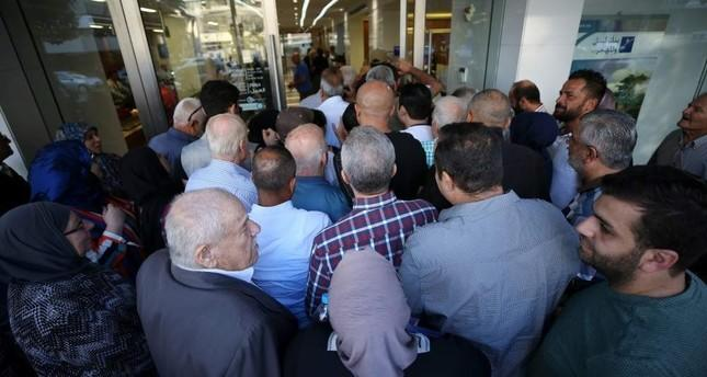 lebanonbanksreopen - Lebanese Banks in Panic Mode - Clients With Guns Demanding Money Withdrawal