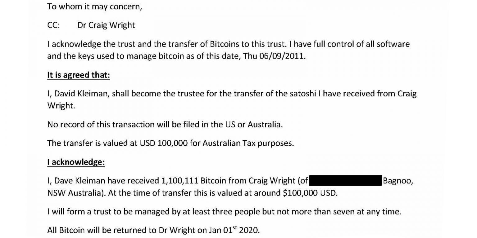 tulip trust - 1 Day Until a Bonded Courier From Some Tulip Trust Delivers Keys to $8 Billion in BTC