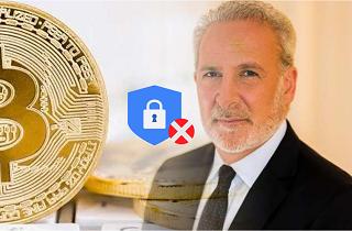 Peter btc 214x140 - Peter Schiff Loses His Bitcoin Wallet Password and Blames Bitcoin
