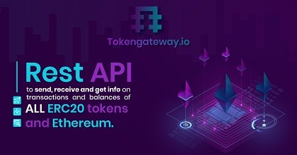 tokengateway 351x185 - Tokengateway.io allows to automate sending Tokens/Ethereum and getting information on balances