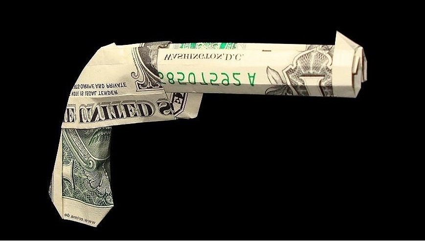 weaponizing dollar - Weaponizing Money - U.S. Threatens to Block Iraqi's Accounts With FED if Troops Told to Leave