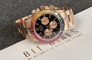 BitDials watch 214x140 - BitDials – The First Bitcoin-Only Store in the World to Sell Luxury Watches and Jewelry