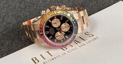 BitDials watch 351x185 - BitDials – The First Bitcoin-Only Store in the World to Sell Luxury Watches and Jewelry