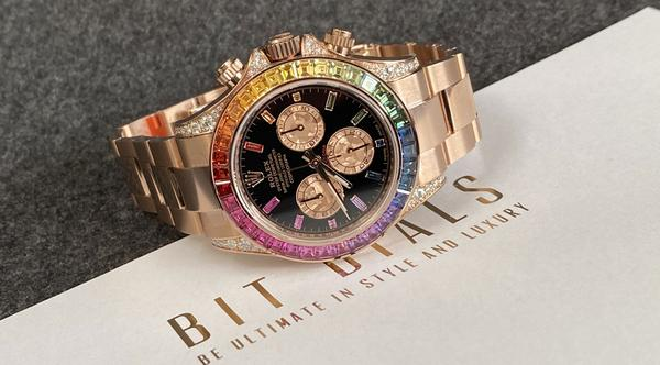BitDials watch - BitDials – The First Bitcoin-Only Store in the World to Sell Luxury Watches and Jewelry