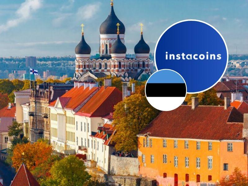 Instacoins - Crypto-Broker Instacoins Receives Operating License in Estonia