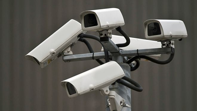 """cameras - Bitcoin Is Indispensable in a """"Surveillance"""" Cashless Society"""