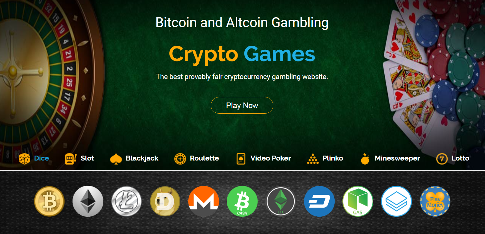 crytpo games - CryptoGames: An exhilarating world of fun games and tempting rewards beckons you!
