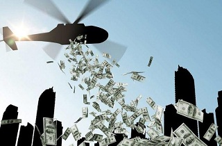 helicopter money 214x140 - Hong Kong Giving $10,000 HDK Helicopter Money to all Adults – Fiat Money is Worthless