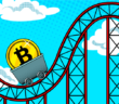 rollercoaster 110x96 - High Volatility in Bitcoin (BTC) - Altcoin Prices Take a Deep Breath